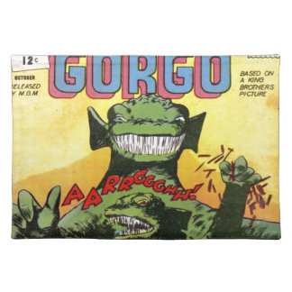 Gorgo the Creature from Beyond Placemat