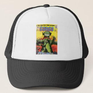 Gorgo the Creature from Beyond Trucker Hat