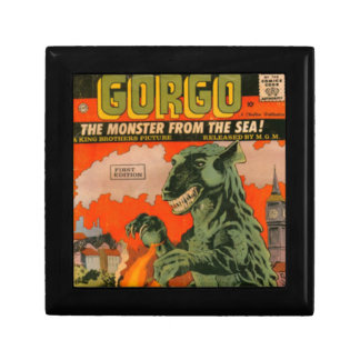 Gorgo the Monster from the Sea Jewelry Box