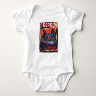 Gorgo vs. Pterodactyl Baby Bodysuit