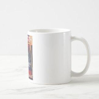 Gorgo vs. Pterodactyl Coffee Mug