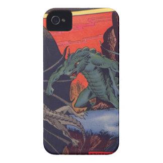 Gorgo vs. Pterodactyl iPhone 4 Covers