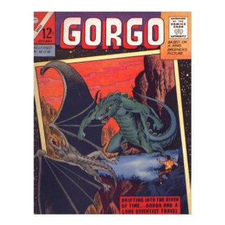 Gorgo vs. Pterodactyl Letterhead