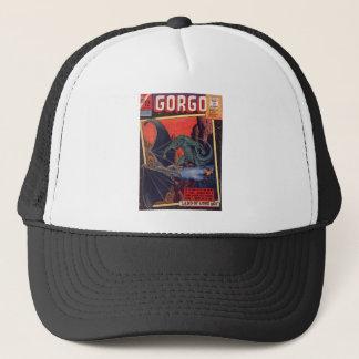Gorgo vs. Pterodactyl Trucker Hat