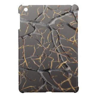 Gorgonian coral iPad mini cases