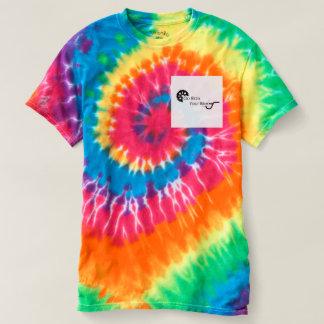 GoRideYourBike Tye Dye logo T-shirt