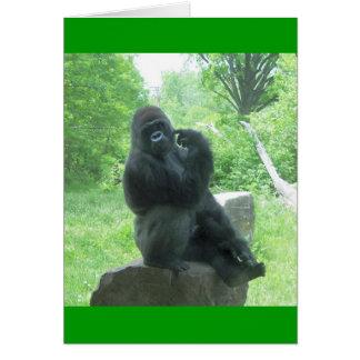 Gorilla #3 card