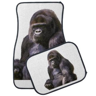 Gorilla Ape Monkey Car Mat