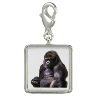 Gorilla Ape Monkey Photo Charms