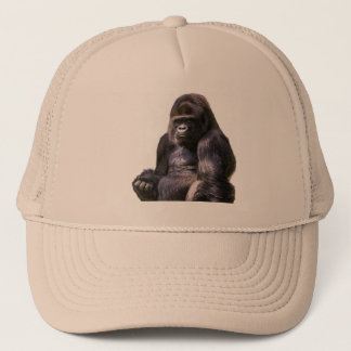 Gorilla Ape Monkey Trucker Hat