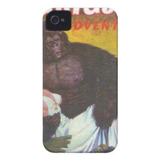 Gorilla Boyfriend iPhone 4 Case