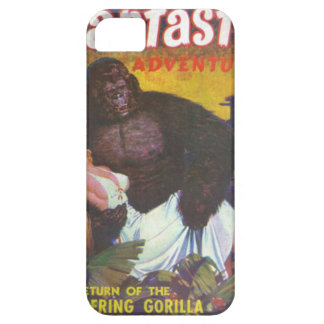 Gorilla Boyfriend iPhone 5 Cover