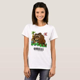 Gorilla by Lorenzo Women's T-Shirt