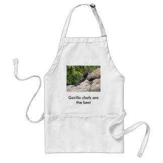 Gorilla chef standard apron
