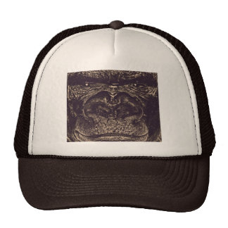Gorilla, Close Up Face (gfaceacc) Trucker Hat