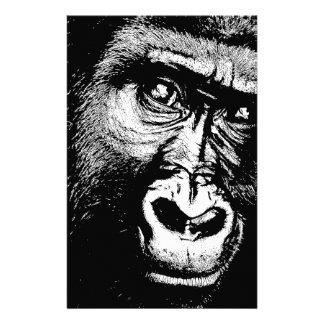 Gorilla Customized Stationery
