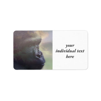 Gorilla Daydream Label