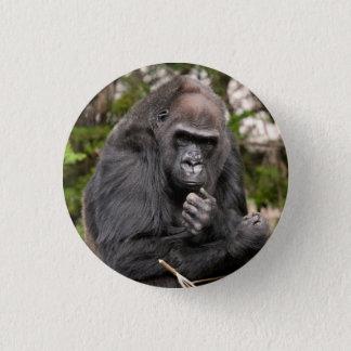 Gorilla F 8672 1 Inch Round Button