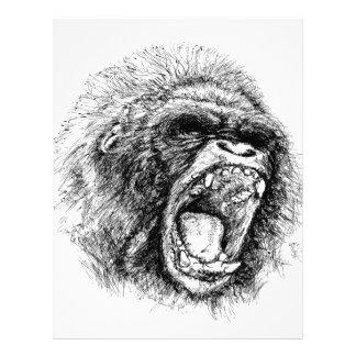 Gorilla Flyer Design