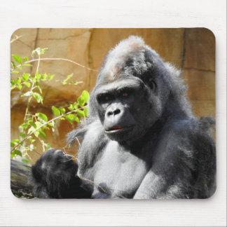Gorilla Focus Mouse Pad
