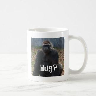Gorilla Hug Coffee Mug