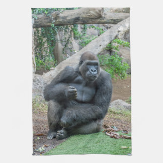 Gorilla kitchen towel