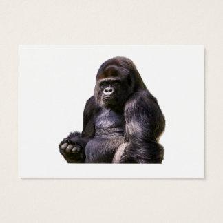 Gorilla Monkey Ape Business Card