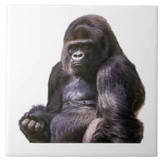 Gorilla Monkey Ape Ceramic Tiles
