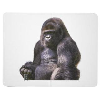 Gorilla Monkey Ape Journal