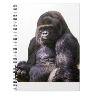 Gorilla Monkey Ape Notebook