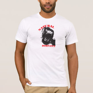 Gorilla Natural Dominance T-Shirt