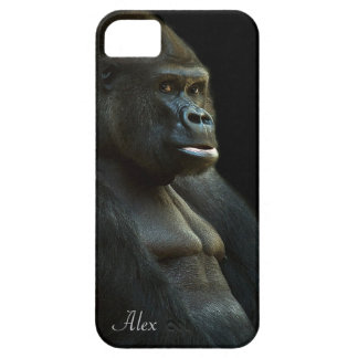 Gorilla Photo iPhone 5 Cases