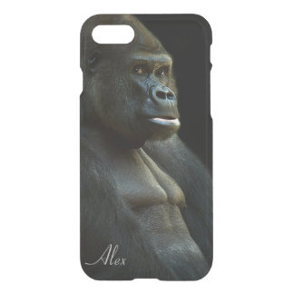 Gorilla Photo iPhone 8/7 Case