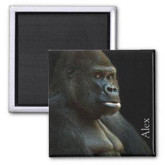 Gorilla Photo Magnet