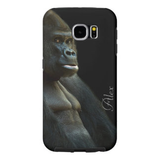 Gorilla Photo Samsung Galaxy S6 Case