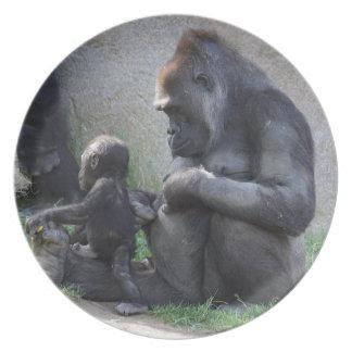 Gorilla Plate