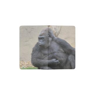 gorilla pocket moleskine notebook