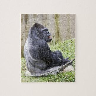 Gorilla puzzle