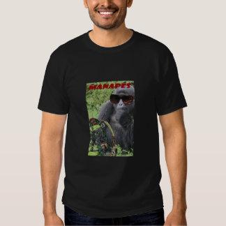 Gorilla skate shirts