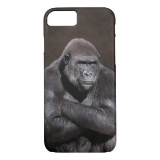 Gorilla with Attitude iPhone 8/7 Case