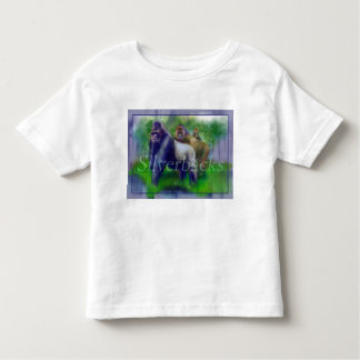 Gorillas in Our Midst Toddler T-shirt