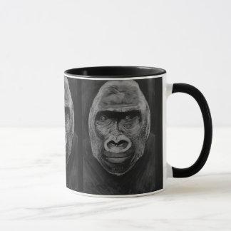 Gorilla's mug
