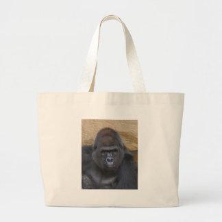gorille sacs de toile