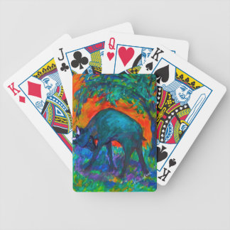 Goring Shadows Bicycle Playing Cards