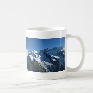 Gornergrat Swiss Alps Coffee Mug