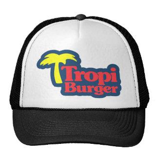 Gorra de Tropi Burger - Tropi Burger Cap Trucker Hat