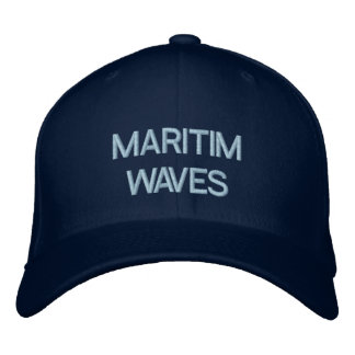 Gorra Maritim Waves Gorra Bordada