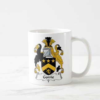 Gorrie Family Crest Coffee Mug