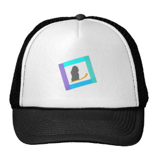 gorrila snow drive trucker hat