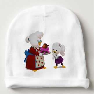 Gorrinho of the Lily and vovó for babies Baby Beanie